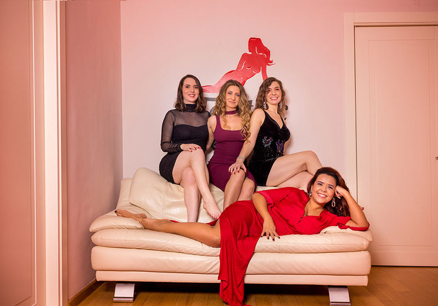 Meet our Tantric Masseuses | iTantric Bucharest